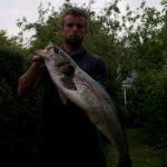 Andrew Gomm's 8kg bass